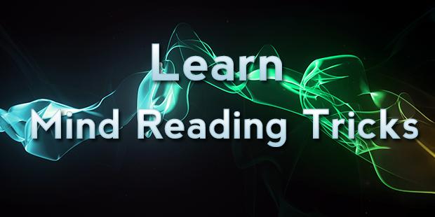 5 Free Mind Reading Tutorials Mind Reading Tricks Revealed Mentalism Central